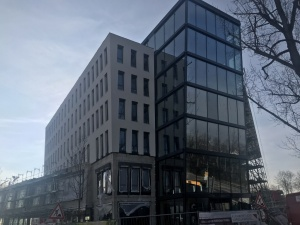 Sheridan Tower - Update Februar